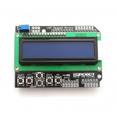 1602 HD44780 LCD Display Keypad Shield