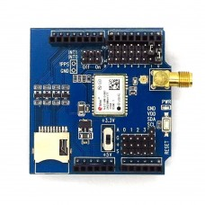 Arduino NEO-6M GPS Data Logging Shield