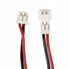 1.25mm 2 Pin Male Female Pair JST Connector Cable