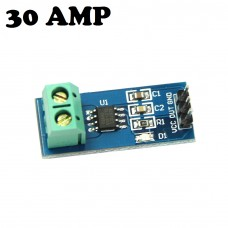 ACS712 Hall Effect Current Sensor Module - 30A Amps