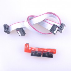 Replacement 3D Printer Control Board Adapter and Cables