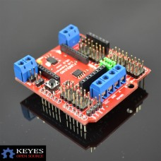 Xbee, I/O, Servo and Sensor Expansion Shield