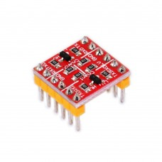 2 Channel 3.3V to 5V Bi-Directional Serial Logic Level Converter