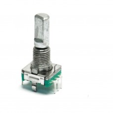 EC 11 Rotary Encoder with Push Button 20 Pulse 20 Detent